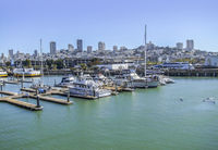 harbour in San Francisco