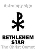 Astrology: BETHLEHEM STAR (The Christ Comet)