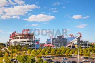 LP Field in Nashville, TN