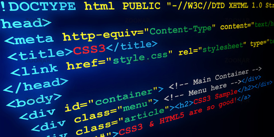 HTML  CSS tags