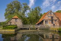 Fürstbischöfliche Kornwassermühle zu Nienborg