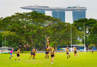 Play rugby in Singapore