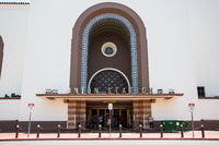 Los Angeles Union Station Exterior