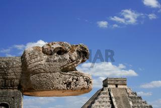 Maya-Pyramide IV