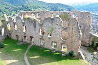 Burgruine Staufen