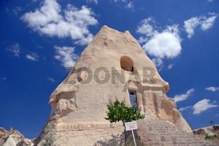 El Nazar Kirche, Göreme, Kappadokien, Anatolien, Türkei