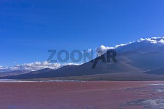 Red Lake, Bolivia, South America
