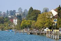 Uferpromenade Überlingen am Bodensee