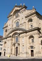 Kirchen von Bamberg, Deutschland, Europa