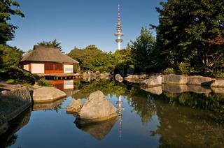 Japanischer Garten in Planten un Blomen