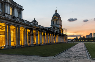London - Greenwich - Old Naval College