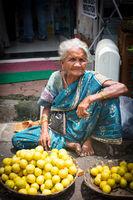 Colaba Market Food Merchant