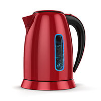 3D rendering electric kettle