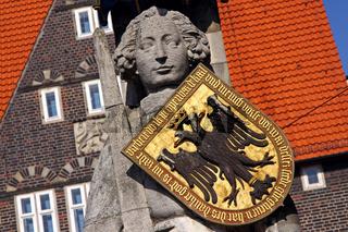 Rolandstatue, Bremer Innenstadt