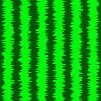 Striped Green Watermelon Background
