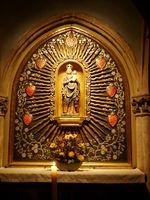 Madonna im Strahlenkranz,Dom zu Regensburg,Bayern,Deutschland