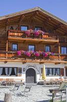Bayernhaus - Hütte und Gasthaus hoch über Garmisch
