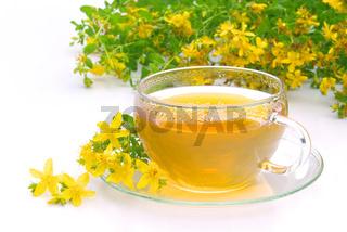Tee Johanniskraut- tea St Johns wort 09