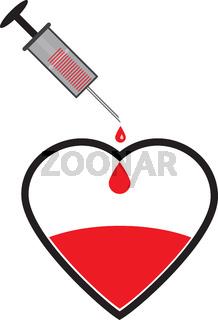 Creative World Blood Donor