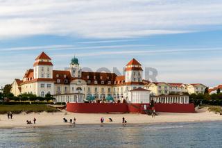 Kurort Binz Insel Rügen Ostsee