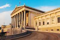 Parliament of Austria in Vienna