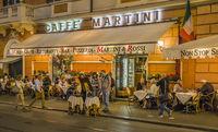 cafe martini