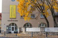 goldener Oktober in Aschersleben Bestehornhaus