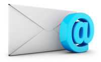 envelope and email