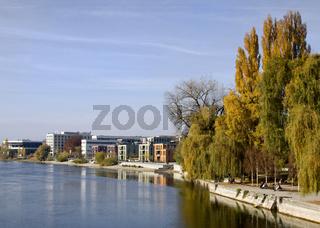 Seerhein Konstanz am Bodensee