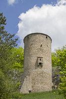Burg Loch in der Oberpfalz