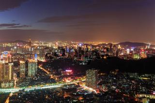 Xiamen ShaPoWei Night Scene