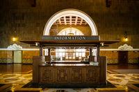 Los Angeles Union Station Signage