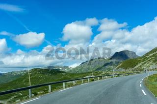 Landschaft in Jotunheimen-77
