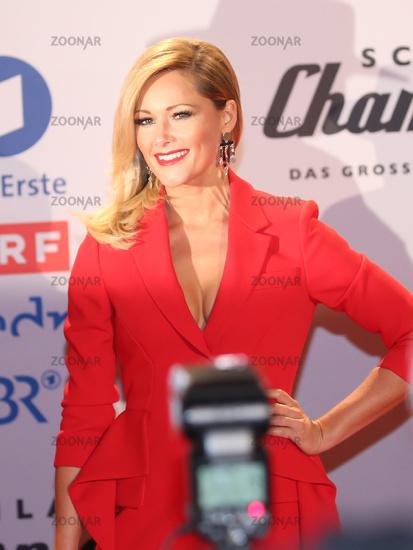 Foto Sängerin Helene Fischer Bei Schlager Champions Das Große Fest