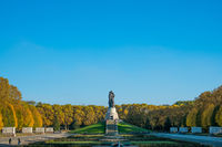 The Soviet War Memorial  in Berlin's Treptower Park