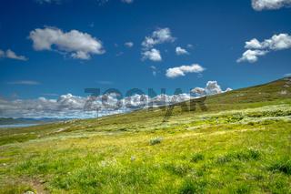 Landschaft in Jotunheimen-36