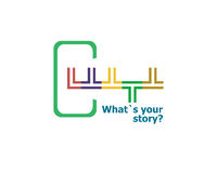 What is your story. Flat designed for graphic and web design