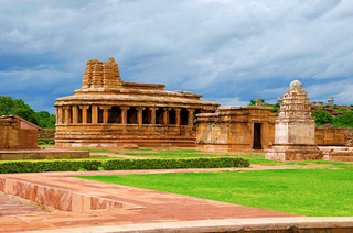 Durga Temple, Aihole , Bagalkot, Karnataka, India