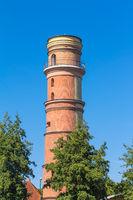Ältester Leuchtturm in Deutschland in Travemünde