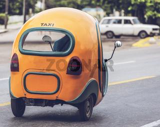 Taxi Coco Mobil in Varadero Kuba