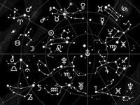 XII Constellations of Zodiac