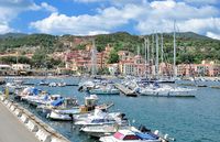 Rio Marina auf der Insel Elba,Toskana,MIttelmeer,Italien