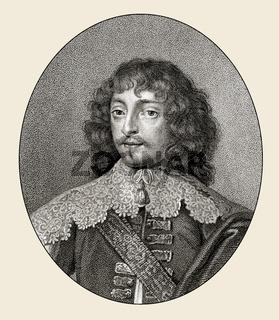 William Villiers, 2nd Viscount Grandison