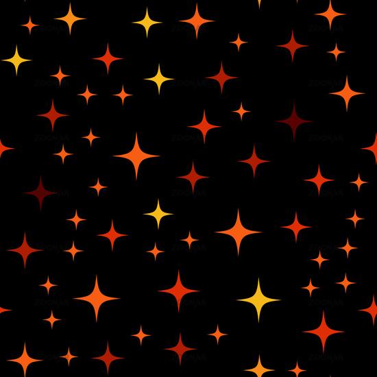 Star Seamless Pattern