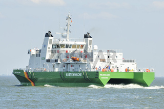 Zollschiff Helgoland
