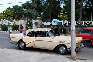 Oldtimer in Kuba
