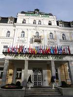 Kurhotel Centrální Lázně****, Marienbad,Tschechien
