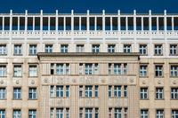 building facade -  residential building exterior in Berlin