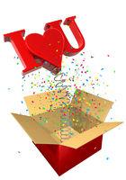 Geschenk mit I love you