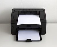 Compact laser home printer
